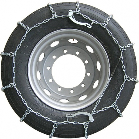 DK 8 Truck tires snow chains