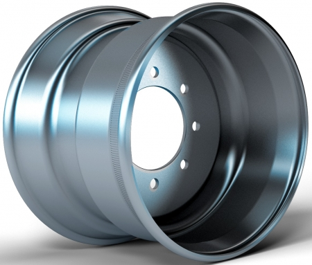 14.00 x 22.5 (281/335/10 ET0) trailer wheel